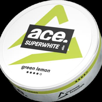 ace citrus all white snus
