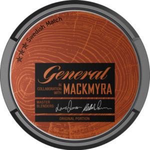 Om produkten General Mackmyra Lössnus General Mackmyra Lössnus är ett lössnus från Swedish Match:s Master BlendersLars Jonsson och Mattias Schyberg. Denna gång har de i samarbete medAngela D'Orazio från Mackmyra Whisky tagit fram ett nyutvecklat lössnus som kombinerar de bådasmaktraditionerna hos General och Mackmyra Svensk Ek. Lössnuset har en smak som ligger nära tobaken och som har inspiration frånsåväl Generals som Mackmyras palett. Lågmäldatoner av frukt i kombination med ek och ceder ger en traditionsgrundad smak som överraskar i sin komplexitet. Snuset finns även i Original Portion. INNEHÅLLSDEKLARATION vatten, tobak, fuktighetsbevarande medel (E 1520, E 422), salt, surhetsreglerande medel (E 500), Mackmyra Whisky, aromer inklusive rökarom. Fakta om produkten Varumärke General Produkttyp Lössnus Styrka Normal Nikotinhalt 7,5 mg/g Innehåll/förpackning 42 g Format Lös Kornighet Medel Producent Swedish Match snushandel i nyköping ab påljungshage köpcentrum, Om produkten General Mackmyra Original Portionssnus General Mackmyra Original Portion är ett nytt portionssnus från Swedish MatchsMaster BlendersLars Jonsson och Mattias Schyberg. Denna gång har de i samarbete medAngela D'Orazio från Mackmyra Whisky tagit fram ett nyttsnus som kombinerar de båda smaktraditionerna hos General och Mackmyra Svensk Ek. Snuset har en tobaksnära smak med inspiration frånsåväl Generals som Mackmyras smakpalett. Lågmäldatoner av frukt i kombination med ceder och ek ger en traditionsgrundad smak som överraskar. INNEHÅLLSDEKLARATION vatten, tobak, fuktighetsbevarande medel (E 1520), salt, surhetsreglerande medel (E 500), Mackmyra Whisky, aromer inklusive