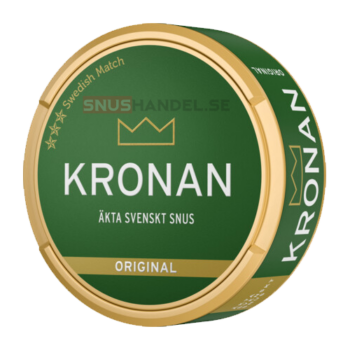 kronan original portion snus