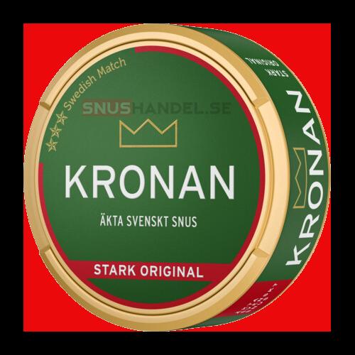 kronan portionssnus stark