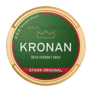 kronan stark portion snus