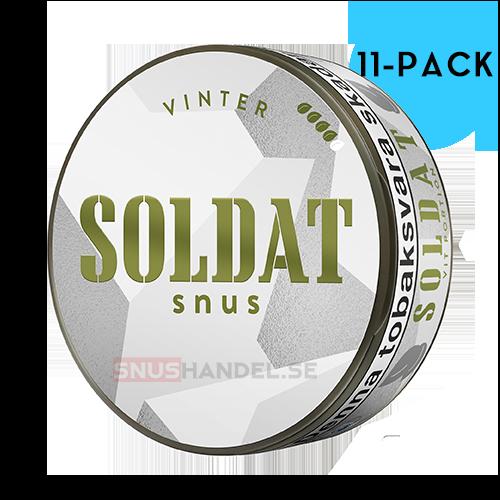 soldat vinter portion snus