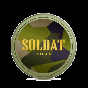 Kurbitssnus tillverkar Soldat Original Portionssnus och tar snustillverkningen på högsta allvar. För Kurbits är snusskapandet fortfarande ett hantverk som kräver omsorg och kärlek. Målet är att kunna erbjuda ett snus med en helt annan känsla än något annat på marknaden. militär snus, kamouflage snus, snushandel i nyköping ab camouflage portionssnus
