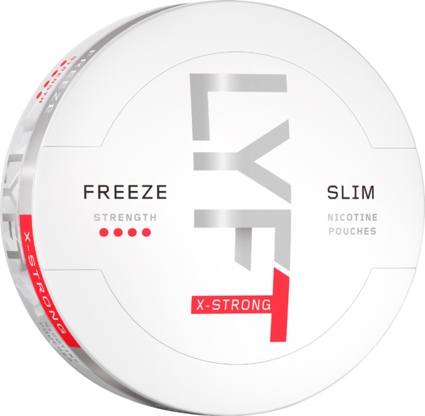 lyft freeze all white snus slim