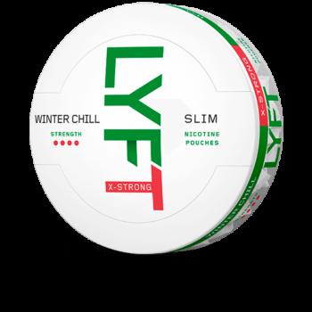 lyft winter chill all white snus