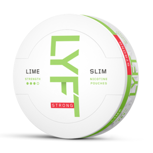lyft lime strong snus