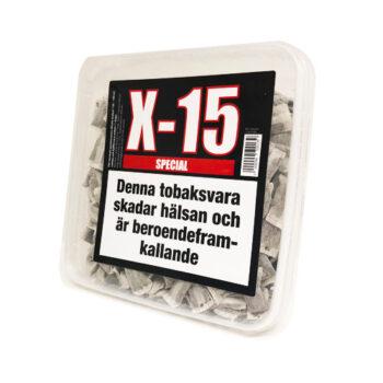 x15 special gör eget portion snus