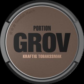 grov snus portion
