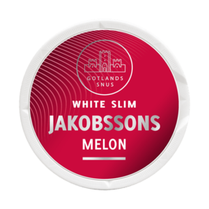 jakobssons melon slim strong snus