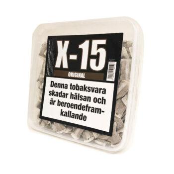 x15 snus original gör eget snus