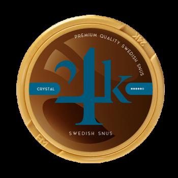 24k crystal portionssnus