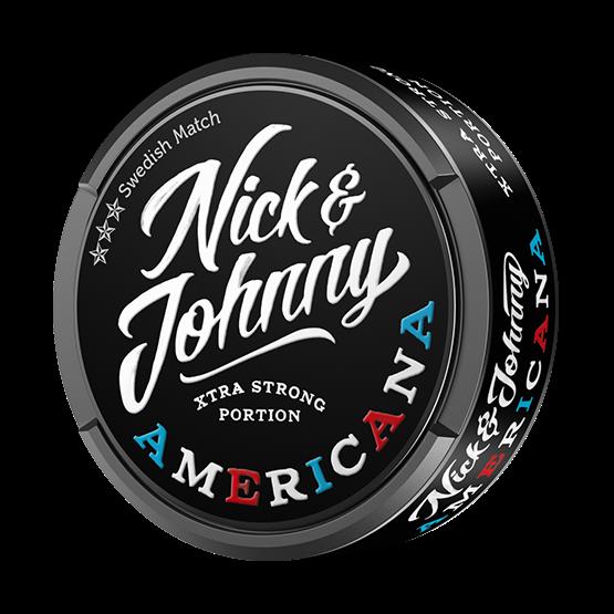 americana nick and johnny