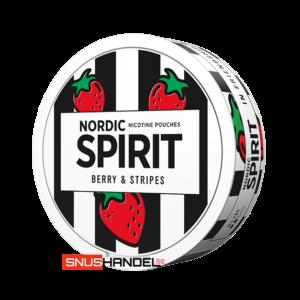 Nya Nordic Spirit Berry Stripes