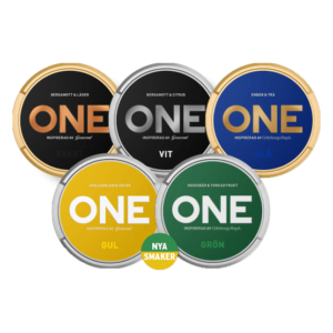 nya one snus portionssnus mixpack