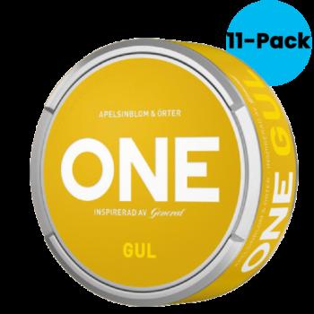 one gul portion snus