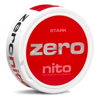 zeronito stark nikotinfritt snus