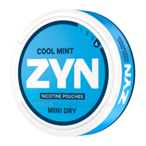 ZYN Cool Mint mini stark