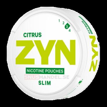 ZYN Slim Citrus Strong snus