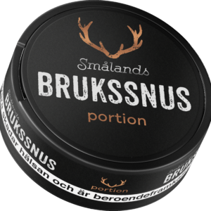 smålands brukssnus portion