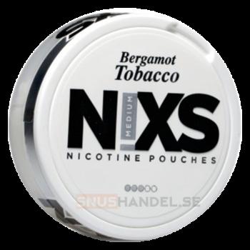 Nixs Bergamot tobacco