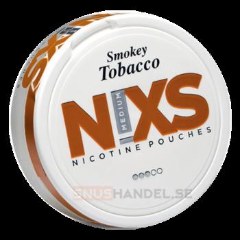 nixs all white snus