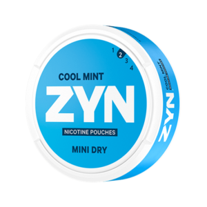 zyn dry cool mini