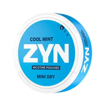 zyn dry cool mini