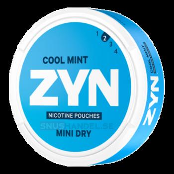 zyn cool mint mini 3 mg