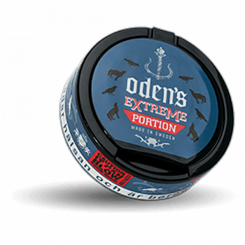 odens cold extreme blue snus