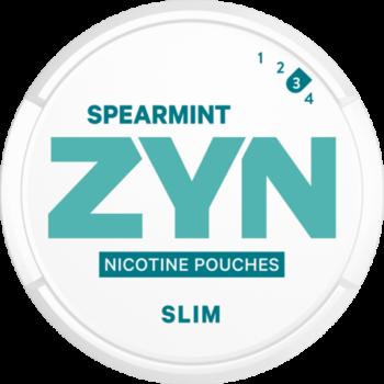 zyn spearmint strong snus