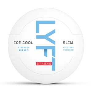 lyft ice cool mint snus