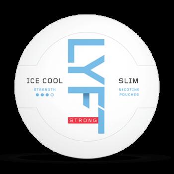 lyft ice cool mint snus