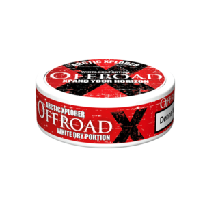 offroad x strong snus