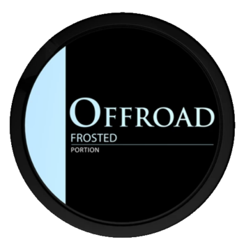 offroad frosted original portion snus