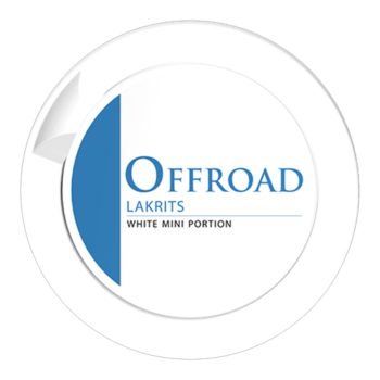 offroad lakrits white mini