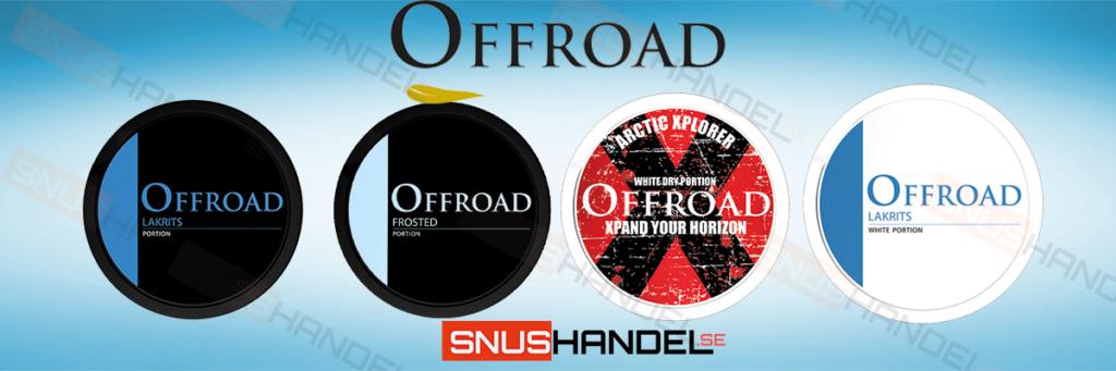 offroad snus banner snushandel
