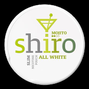 shiro mojito all white snus