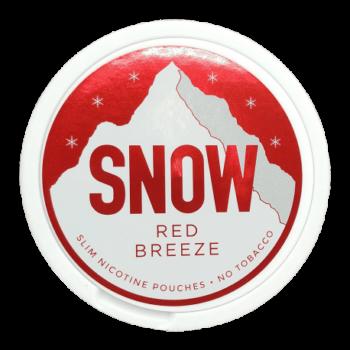 snow chew red breeze