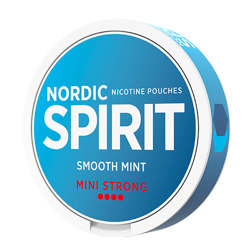 Nordic spirit Mini Smooth Mint Extra Strong-1