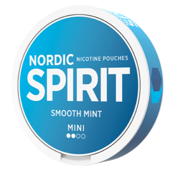 Nordic spirit Mini Smooth Mint