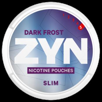 zyn dark frost