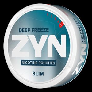 zyn snus deep freez