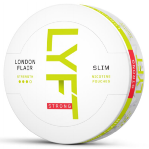 LYFT LONDON FLAIR SLIM SNUS