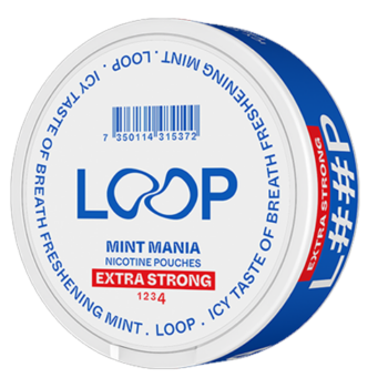 loop mint maina extra strong