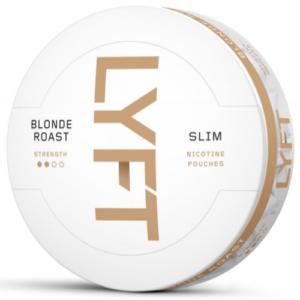 LYFT Blonde roast kaffe snus