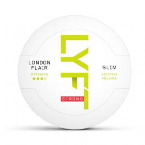LYFT LONDON FLAIR SLIM GIN snus