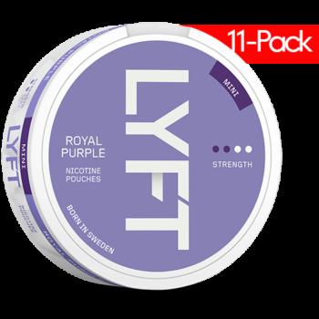 lyft mini royal purple