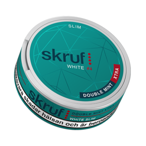 skruf-slim-double-mint-xtra-4-portionssnus