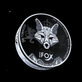 white fox slim all white snus