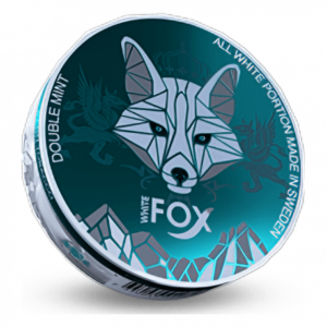White Fox Double Mint Slim